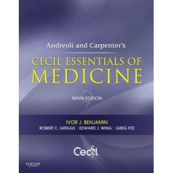 Andreoli and Carpenter's Cecil Essentials of Medicine E-Book