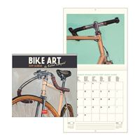 Calendário 2019 Legami 18x18 Bike Art