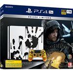 Consola Sony PS4 Pro 1TB + Death Stranding Edição Especial