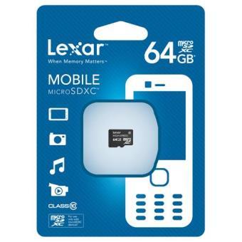 Lexar microSDHC 64GB