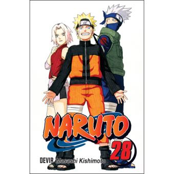 Naruto - Livro 28: O Regresso de Naruto