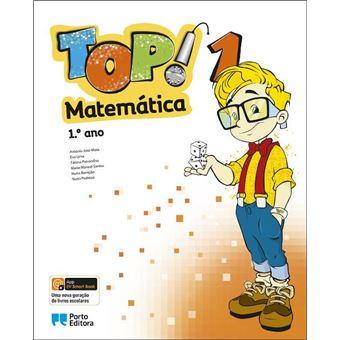 TOP! Matemática 1º Ano - Manual do Aluno