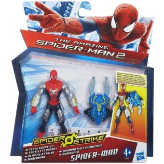 Sortido Figuras Spider-man Spider Strike