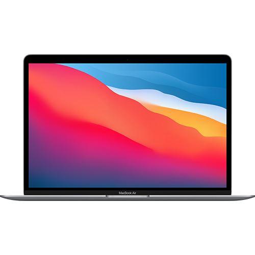 APPLE - Apple MacBook Air 13 Retina | M1 | 8GB | 256GB SSD | GPU 7-Core - Cinzento Sideral