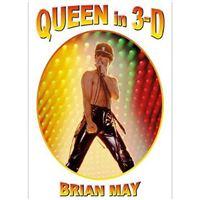 Queen in 3-D - 3-D Stereoscopic Book