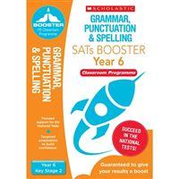 Grammar, punctuation & spelling pac