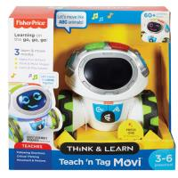 Movi o Robot - Fisher-Price