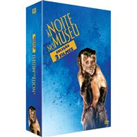 Pack À Noite no Museu: Coleção 3 Filmes - DVD