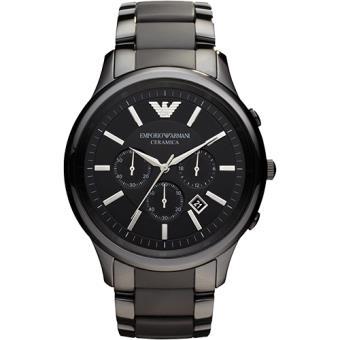 912a1463d86 Emporio Armani Relógio Renato AR1451 (Black) - Relógio - Compra na ...