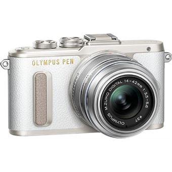 Olympus PEN E-PL8 + M.Zuiko Digital 14-42mm f/3.5-5.6 - Branco