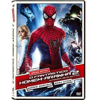 O Fantástico Homem-Aranha 2: O Poder de Electro (Heroes Edition)