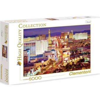 Puzzle Las Vegas (6000 Peças)