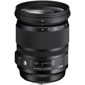 Sigma Objetiva 24-105mm/4.0 (A) DG OS HSM (Canon)