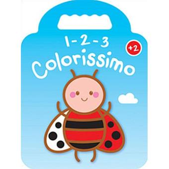 1-2-3 Colorissimo - Joaninha + 2 Anos