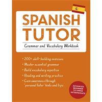 Spanish tutor: grammar and vocabula