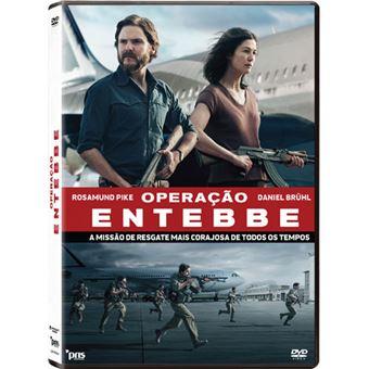 Operação Entebbe - DVD