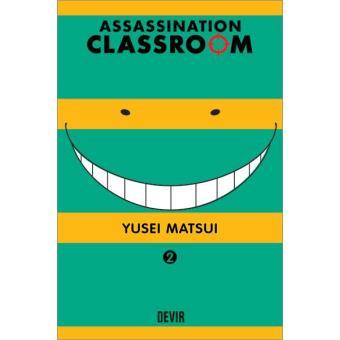 Assassination Classroom - Livro 2: Hora dos Adultos