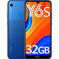 Smartphone Huawei Y6S - 32GB - Azul