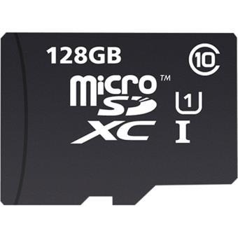 Cartão microSDXC Integral 128GB Classe 10 80/10MB/s