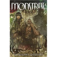 Monstress: Os Escolhidos