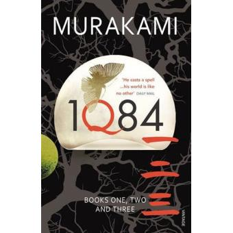 1Q84 Vol 1, 2 and 3