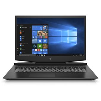 Computador Portátil Gaming HP Pavilion 17-cd1000np   Intel Core i7-10750H   Nvidia GeForce® GTX 1650 Ti