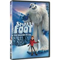 Smallfoot: Uma Aventura Gelada - DVD