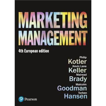 Kotler: Marketing Management