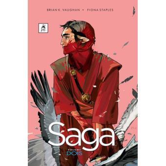 Saga - Livro 2