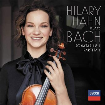 Hilary Hahn Plays Bach - 2LP