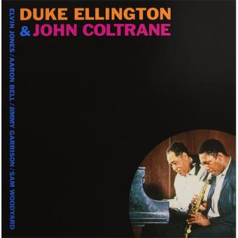 Duke Ellington & John Coltrane - LP