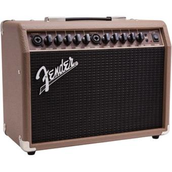 Combo Guitarra Acústica Fender - Acoustasonic 40