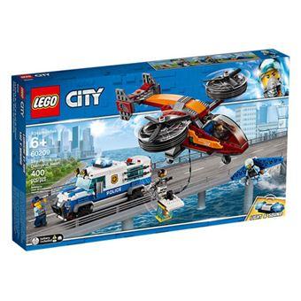LEGO City Police 60209 Polícia Aérea - Assalto de Diamante