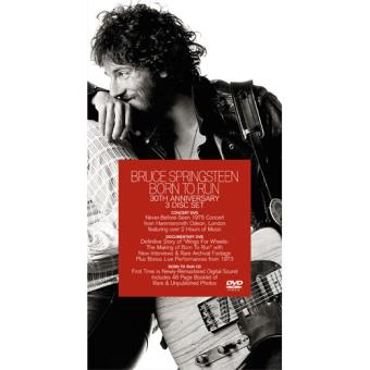 Born to Run: 30th Anniversary Edition - CD + 2DVD