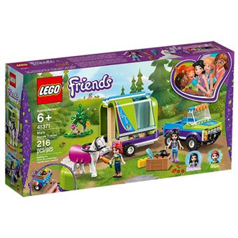 LEGO Friends 41371 O Atrelado para Cavalos da Mia