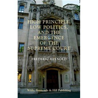 High principle, low politics, and t