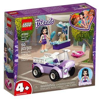 LEGO Friends 4136 Clínica Veterinária Móvel da Emma