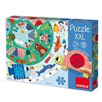 Puzzle XXL Descobre Animais