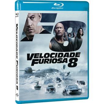 Velocidade Furiosa 8 (Blu-ray)