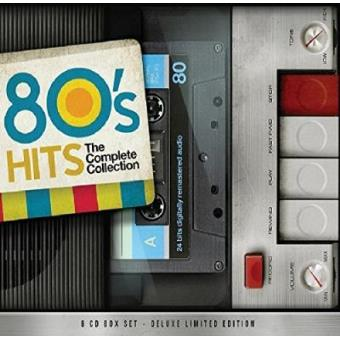 80's Hits | The Complete Collection (6CD)