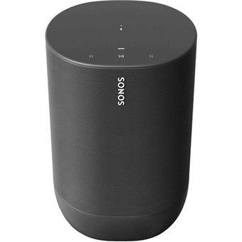 Coluna Bluetooth Sonos Move - Preto