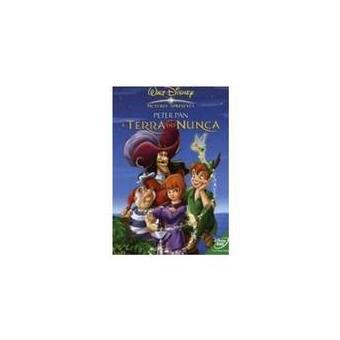 Peter Pan Em a Terra do Nunca