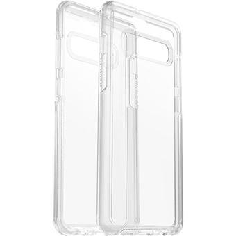 Capa Otterbox Symmetry para Samsung Galaxy S10+ - Transparente