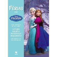 Férias com Frozen: 5/6 Anos
