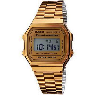 Casio Relógio Collection A168WG-9EF (Dourado)