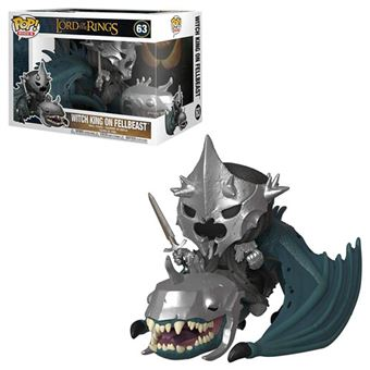 Funko Pop! The Lord of the Rings: Witch King with Fellbeast - 63
