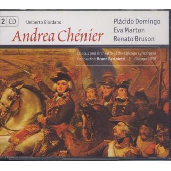 Giordano: Andrea Chénier (2CD)