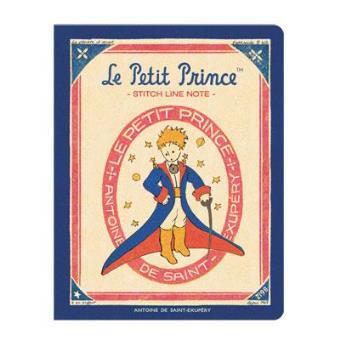 Caderno Le Petit Prince Pautado Grande