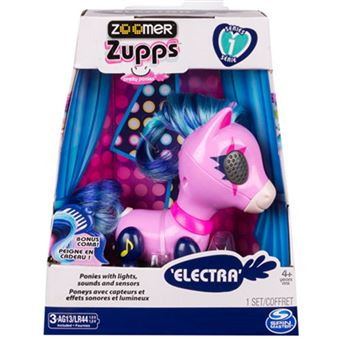 Zoomer Zupps Mini Póneis - Concentra - Envio Aleatório