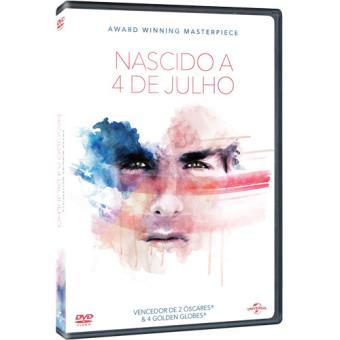 Nascido a 4 de Julho - Award Winning - DVD